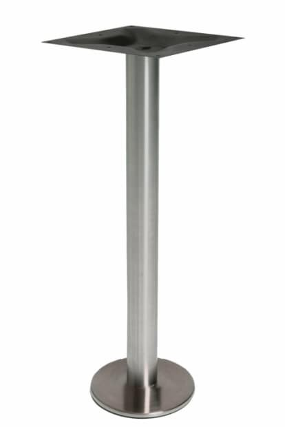 Standard Height - Stainless Steel Bolt Down Bases 79 | Legs&Bases
