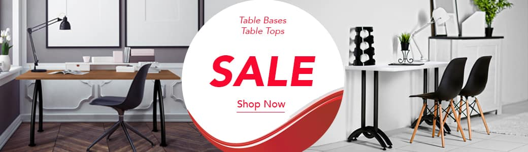 Table Legs and Bases | Table Legs on Sale